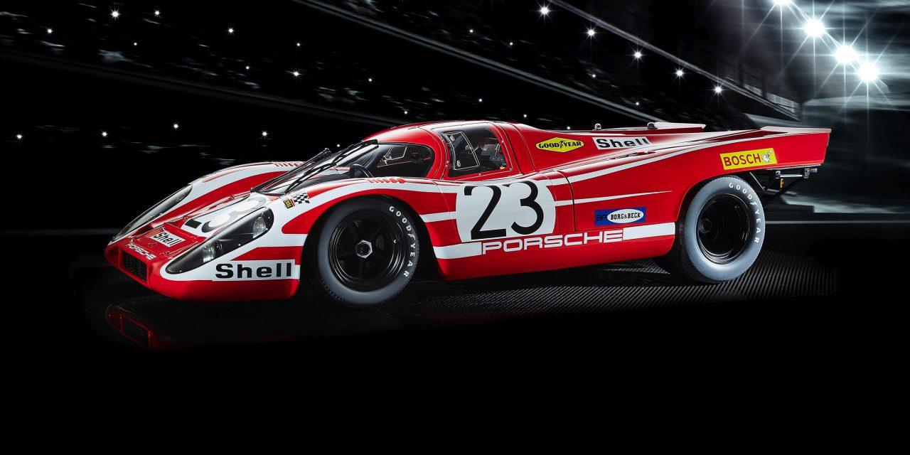 Porsche 917 – Karrierestart in Le Mans