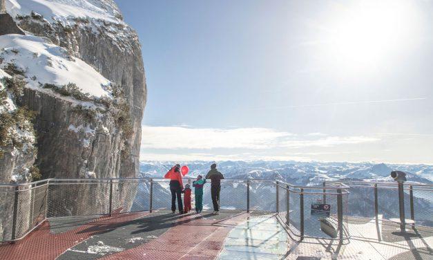 Skigebiet Steinplatte – Winklmoosalm
