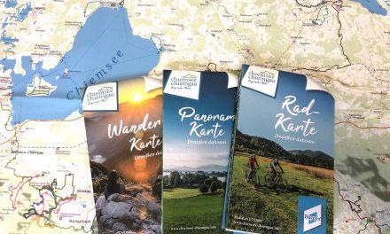 Chiemgau Tourismus legt Karten neu auf