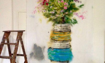 Ausstellung: Undine Goldberg – Im Fellanzug