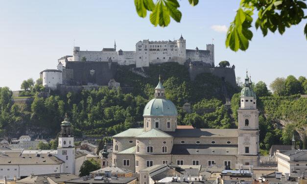 Salzburgs Burgen und Schlösser öffnen ab 29. Mai