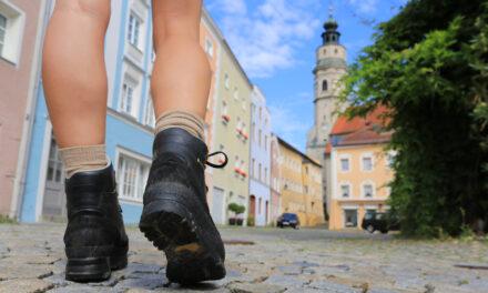 Tittmoning: Stadt- und Themenführungen im Herbst