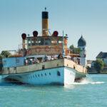 Sommerferienaktion der Chiemsee-Schifffahrt
