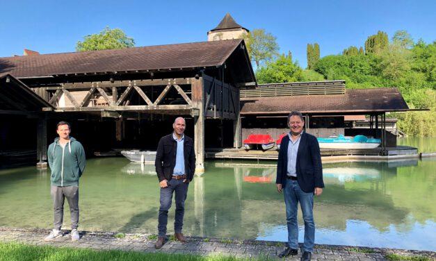 Bäder Burghausen öffnen ab 28. Mai 2021