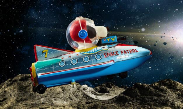 Space Toys – Weltraum im Kinderzimmer