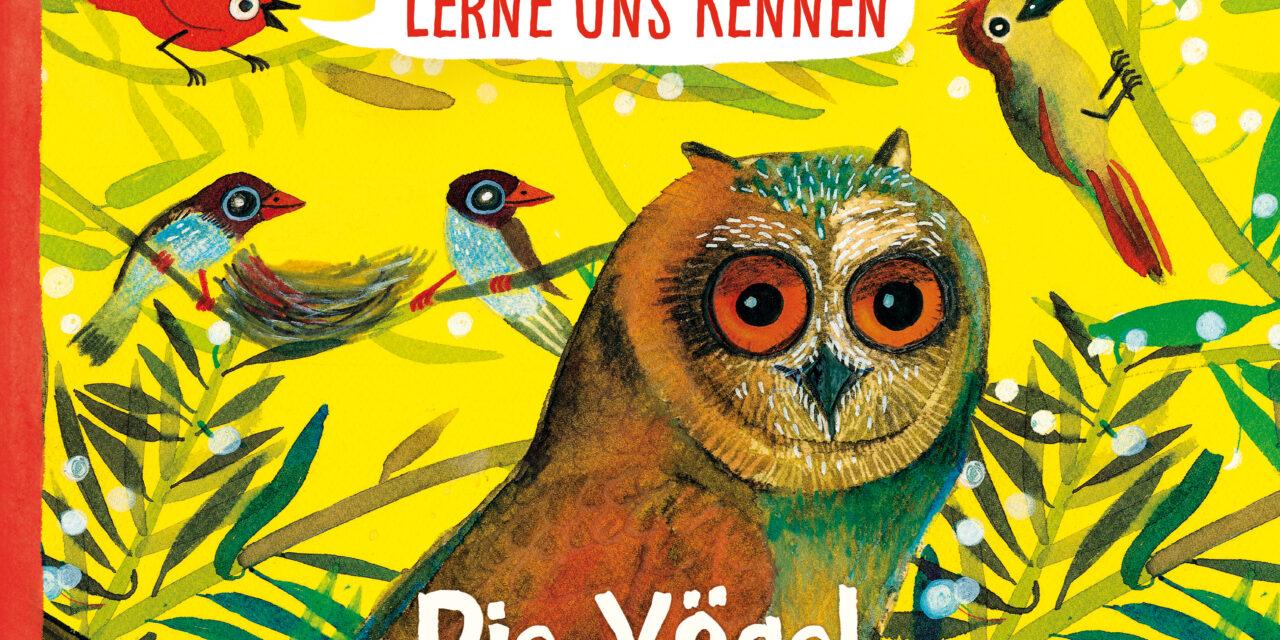 Lucia Scuderi – Lerne und kennen – Die Vögel